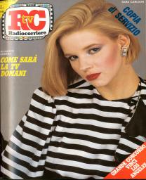 Anno 1984 Fascicolo n. 16
